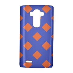 Orange Blue Lg G4 Hardshell Case by AnjaniArt
