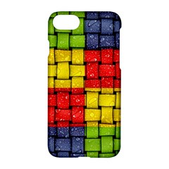 Pinterest Water Colorfull Apple iPhone 7 Hardshell Case by AnjaniArt