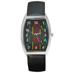 Related Pictures Funny Barrel Style Metal Watch by AnjaniArt