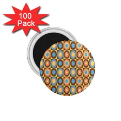 Round Color 1 75  Magnets (100 Pack)  by AnjaniArt