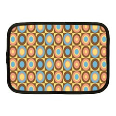 Round Color Netbook Case (medium)  by AnjaniArt