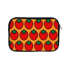 Strawberry Orange Apple Ipad Mini Zipper Cases by AnjaniArt