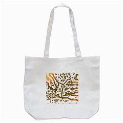 The Dance Tote Bag (white) by AnjaniArt