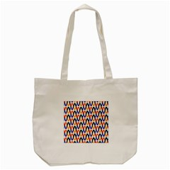 Wave Rope Tote Bag (cream) by AnjaniArt