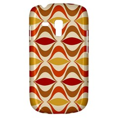 Wave Orange Red Yellow Rainbow Galaxy S3 Mini by AnjaniArt