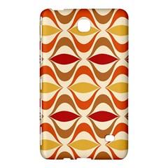 Wave Orange Red Yellow Rainbow Samsung Galaxy Tab 4 (7 ) Hardshell Case  by AnjaniArt