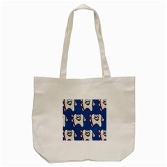 Tooth Tote Bag (cream)