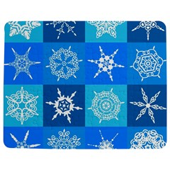 Background Blue Decoration Jigsaw Puzzle Photo Stand (Rectangular) by Zeze