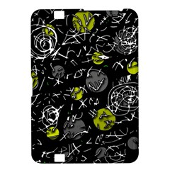 Yellow Mind Kindle Fire Hd 8 9  by Valentinaart