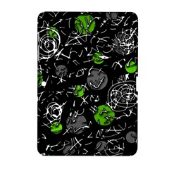 Green Mind Samsung Galaxy Tab 2 (10 1 ) P5100 Hardshell Case  by Valentinaart