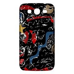 Confusion Samsung Galaxy Mega 5 8 I9152 Hardshell Case  by Valentinaart