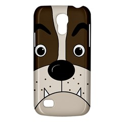 Bulldog Face Galaxy S4 Mini by Valentinaart