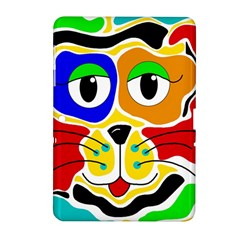 Colorful Cat Samsung Galaxy Tab 2 (10 1 ) P5100 Hardshell Case  by Valentinaart