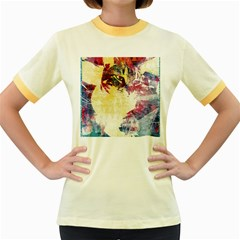 Img 20161203 0002 Women s Fitted Ringer T-Shirts by tigflea