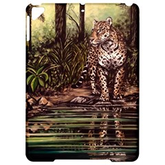 Jaguar In The Jungle Apple Ipad Pro 9 7   Hardshell Case