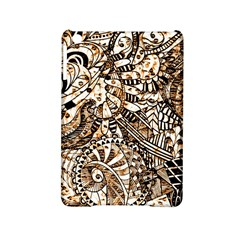 Zentangle Mix 1216c Ipad Mini 2 Hardshell Cases by MoreColorsinLife