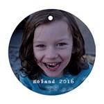 Roland 2016 - Ornament (Round)
