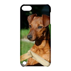 Min Pin On Gate  Apple iPod Touch 5 Hardshell Case with Stand