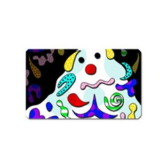 Candy Man` Magnet (name Card) by Valentinaart