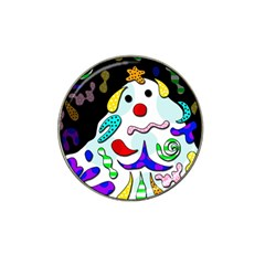 Candy Man` Hat Clip Ball Marker (4 Pack) by Valentinaart