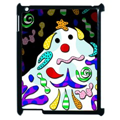 Candy Man` Apple Ipad 2 Case (black) by Valentinaart