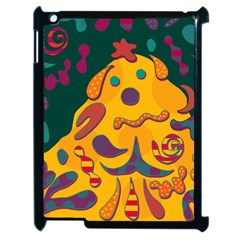 Candy Man 2 Apple Ipad 2 Case (black) by Valentinaart
