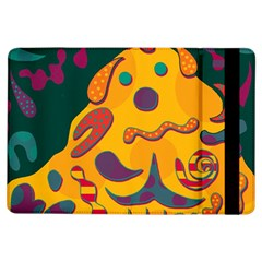 Candy Man 2 Ipad Air Flip by Valentinaart