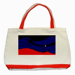 Cool obsession  Classic Tote Bag (Red)