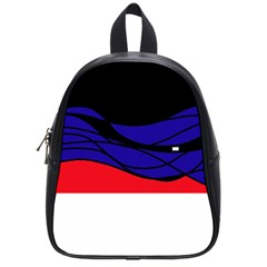 Cool Obsession  School Bags (small)  by Valentinaart