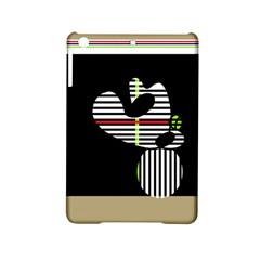 Abstract Art Ipad Mini 2 Hardshell Cases by Valentinaart