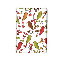 Birds And Flowers 3 Ipad Mini 2 Hardshell Cases by Valentinaart