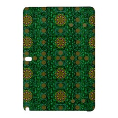 Magic Peacock Night Samsung Galaxy Tab Pro 12 2 Hardshell Case by pepitasart