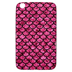Scales1 Black Marble & Pink Marble (r) Samsung Galaxy Tab 3 (8 ) T3100 Hardshell Case  by trendistuff