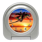 sunset Travel Alarm Clock