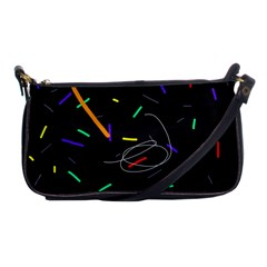 Colorful Beauty Shoulder Clutch Bags by Moma