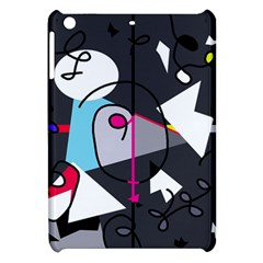 Abstract Bird Apple Ipad Mini Hardshell Case by Moma