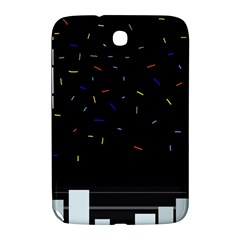 Night Samsung Galaxy Note 8 0 N5100 Hardshell Case  by Moma
