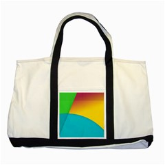Bok Two Tone Tote Bag