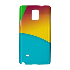 Bok Samsung Galaxy Note 4 Hardshell Case by AnjaniArt