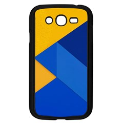 Box Yellow Blue Red Samsung Galaxy Grand Duos I9082 Case (black) by AnjaniArt