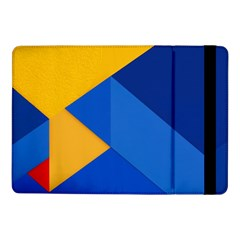 Box Yellow Blue Red Samsung Galaxy Tab Pro 10 1  Flip Case by AnjaniArt