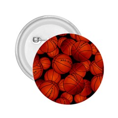 Basketball Sport Ball Champion All Star 2 25  Buttons by AnjaniArt