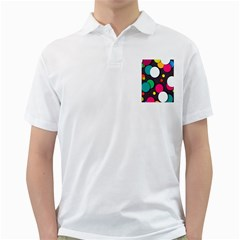 Color Balls Golf Shirts