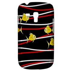 Five Yellow Fish Galaxy S3 Mini by Valentinaart