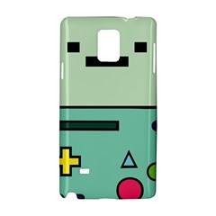 Cute Calculator Samsung Galaxy Note 4 Hardshell Case by AnjaniArt