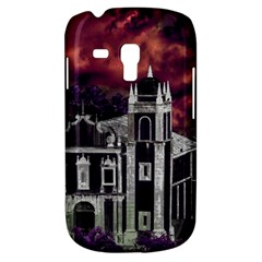 Fantasy Tropical Cityscape Aerial View Galaxy S3 Mini by dflcprints