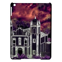 Fantasy Tropical Cityscape Aerial View Ipad Air Hardshell Cases by dflcprints