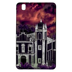 Fantasy Tropical Cityscape Aerial View Samsung Galaxy Tab Pro 8 4 Hardshell Case by dflcprints