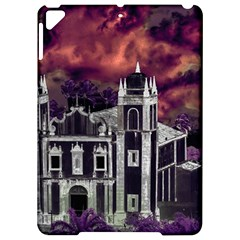 Fantasy Tropical Cityscape Aerial View Apple Ipad Pro 9 7   Hardshell Case by dflcprints