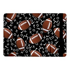 Football Player Samsung Galaxy Tab Pro 10 1  Flip Case by AnjaniArt